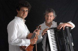 Giovanni Sardo e Sergio Scappini
