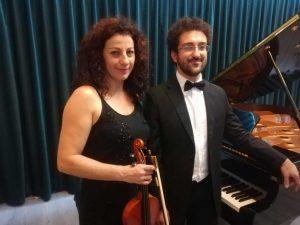 Giovanna Ferrero Caruso, Andrea Bosa