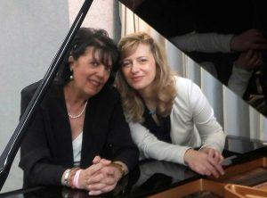 Raffaella Portolese e Helga Anna Pisapia