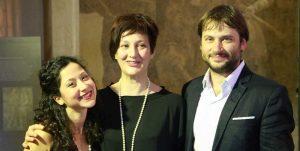 Rosangela Flotta, Maria Luisa Bigai, Goran Ruzzier